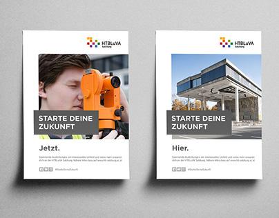 HTBLuVA Salzburg: Redesign