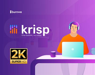 Krisp - Explainer Video