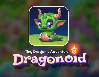 Dragonoid. Mobile game.