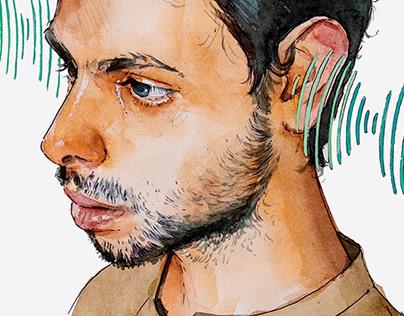 My Portrait Illustration_2020