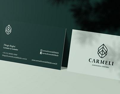 Carmeli / Visual Identity