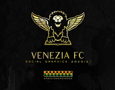 Venezia FC ~ social graphics 2020/2021