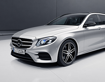 Mercedes-Benz E-Class T-Model