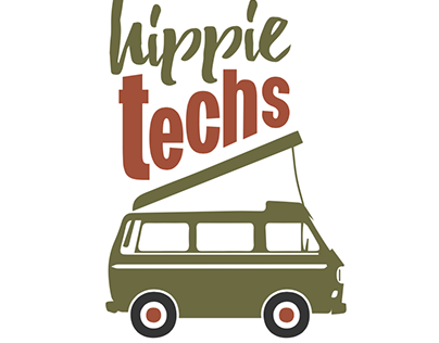 Hippie Techs Branding