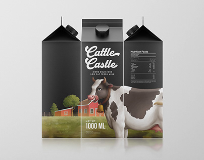 Cattle Castle Dairy