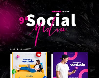 Social Media - FastSignal 2019 - 2020