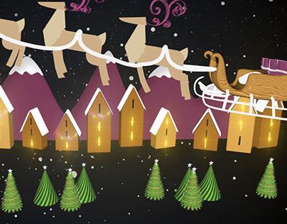Explanimate! Christmas Card