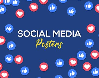 Social Media Posters #1