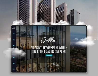 Collins Website Design Development