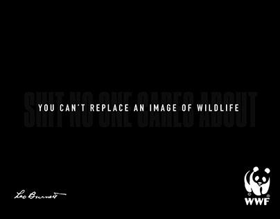 WWF Print Campaign 2019