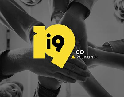 i9 Coworking   Brand Identity