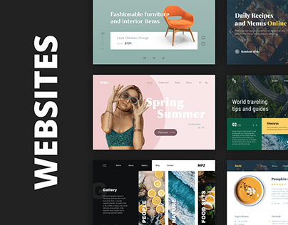 Websites collection