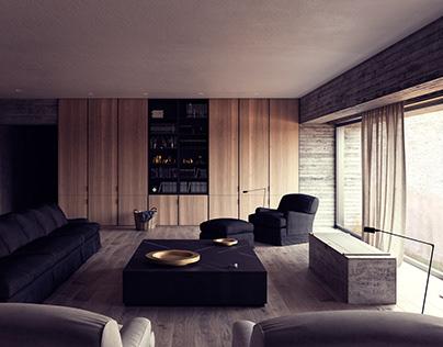 Interior Design Light & Mood