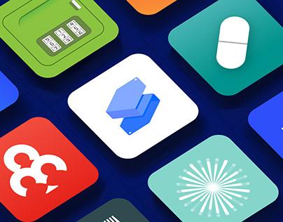 Flat App Icons 2