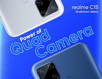 realme C15 Camera AD