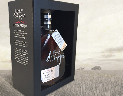 El Mayor Extra Anejo Packaging