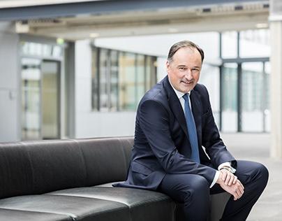 Deutz AG: Corporate Portraits for Annual Report