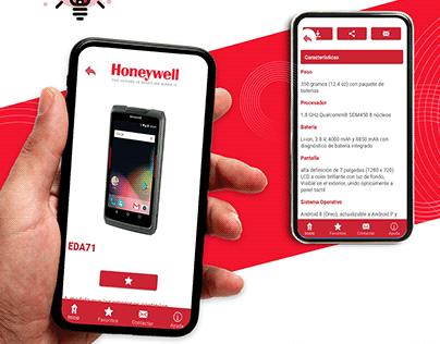 Honeywell - App PPR