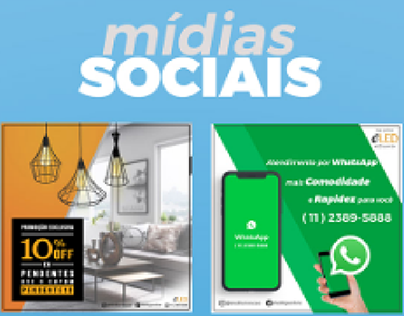 Mídias Sociais - ELED