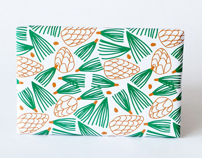 XMAS gift wrap