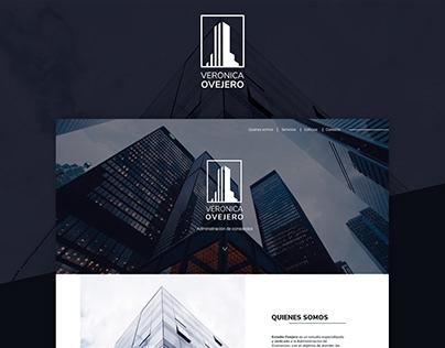Estudio Ovejero - Web Design