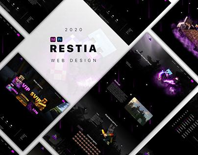Restia - UI/UX