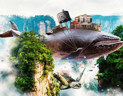 Dreamscape Landshaft