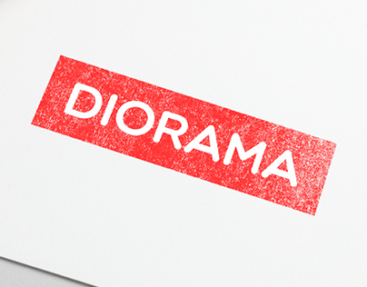 DIORAMA - Branding