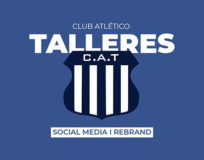 CA Talleres 2021 - Social Media | Rebrand