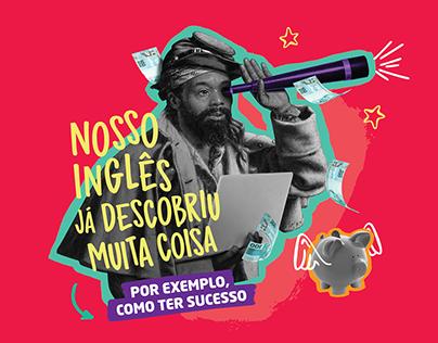 Registration Campaign for Achieve Languages