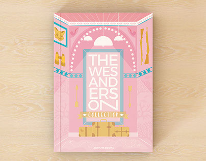 Illustration Wes Anderson Collection