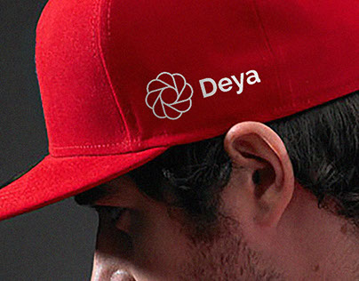 Deya. Restyling corporate identity