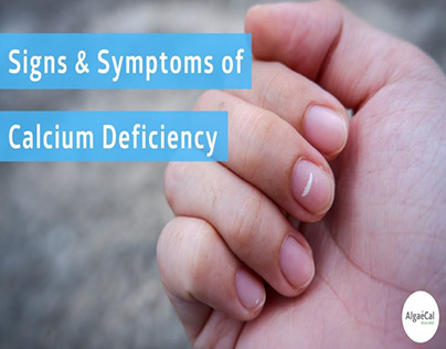 CALCIUM DEFICIENCY AND ITS CAUSES