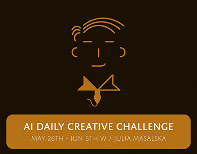 AI Daily Creative Challenge May 26th - Jun 5th