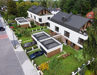 Residential Houses in Poland