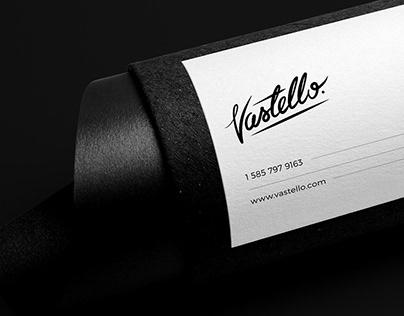 Vastello - Branding