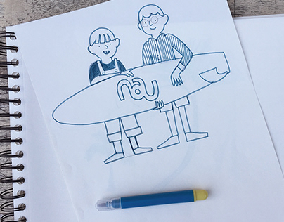 The surfboard makers