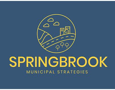 Springbrook Municipal Strategies Branding