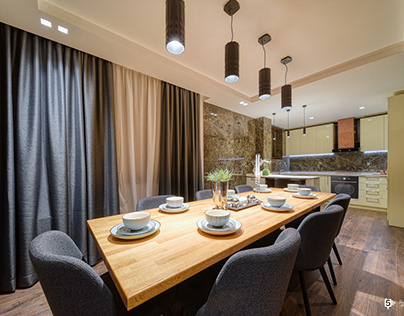 Interior photography - private house