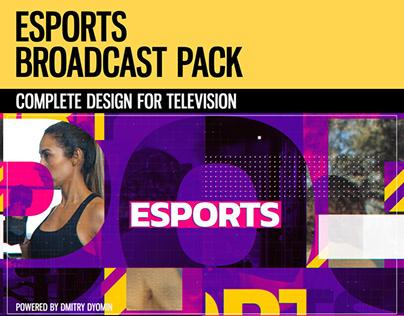 eSports (Broadcast Pack)