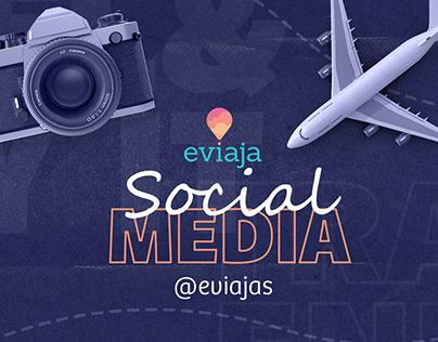 Social Media - Eviaja