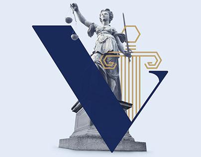 Vanderson Prudêncio Lawyer | Brand Identity