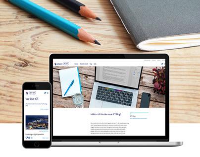 ICT-Blog Swisscom