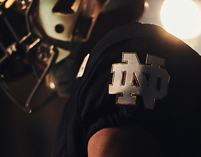 Under Armour - ND Football