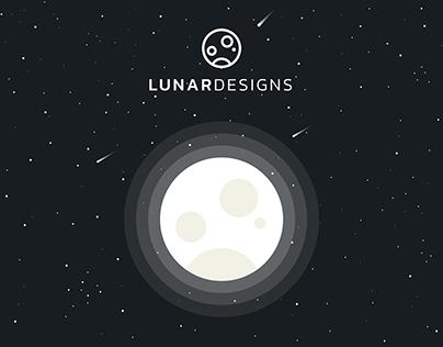 Lunar Designs - Premium Tumblr Themes