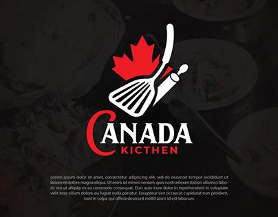 Canadian kitchen/restaurant logo design bundle