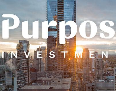 Purpose Investments Rebrand