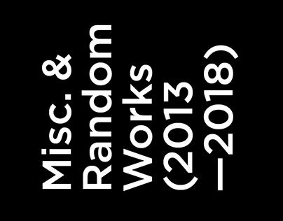 Archive (2013—2018)