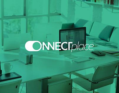 Connect Place / Logo Design