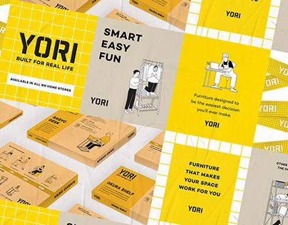 Yori: Built for Real Life